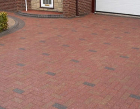 Block Paving Company in Whiteoak Green