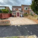 Block Paving Company near me Standlake