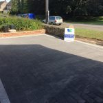 Whiteoak Green Block Paving